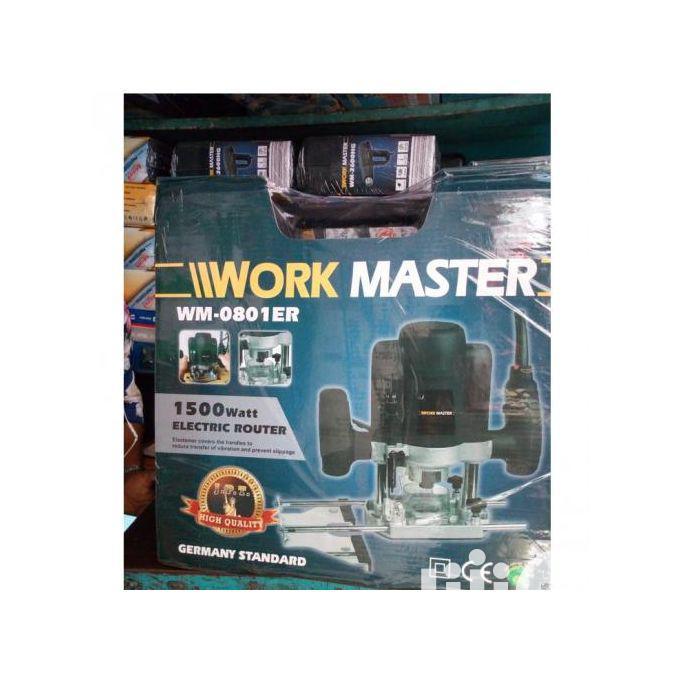Workmaster Router Machine