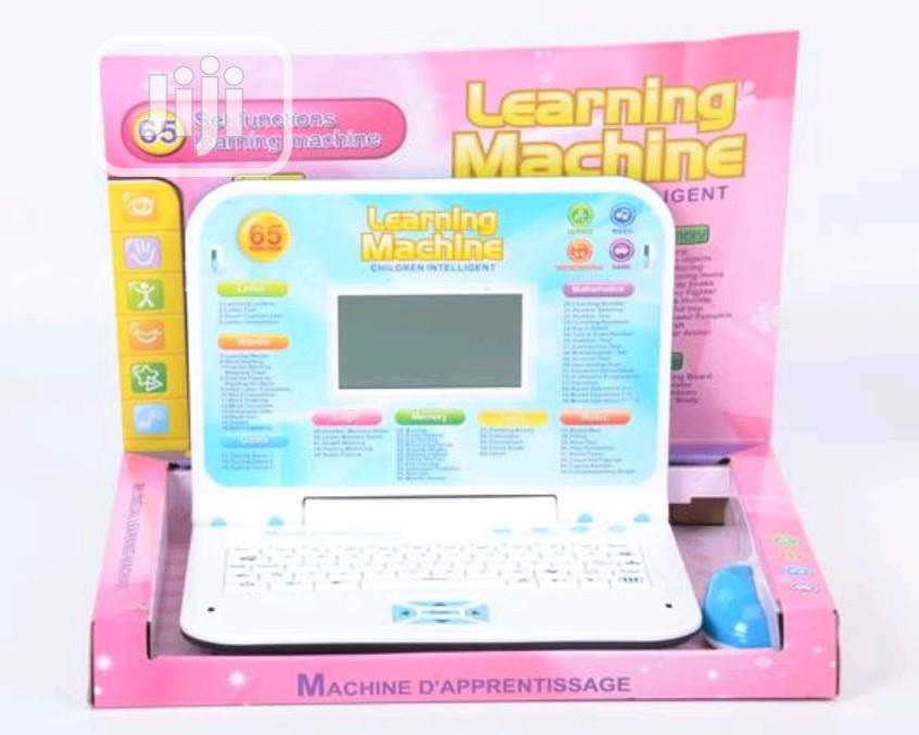 Archive: Kids Learning Machine Laptop With 65 Educational Function