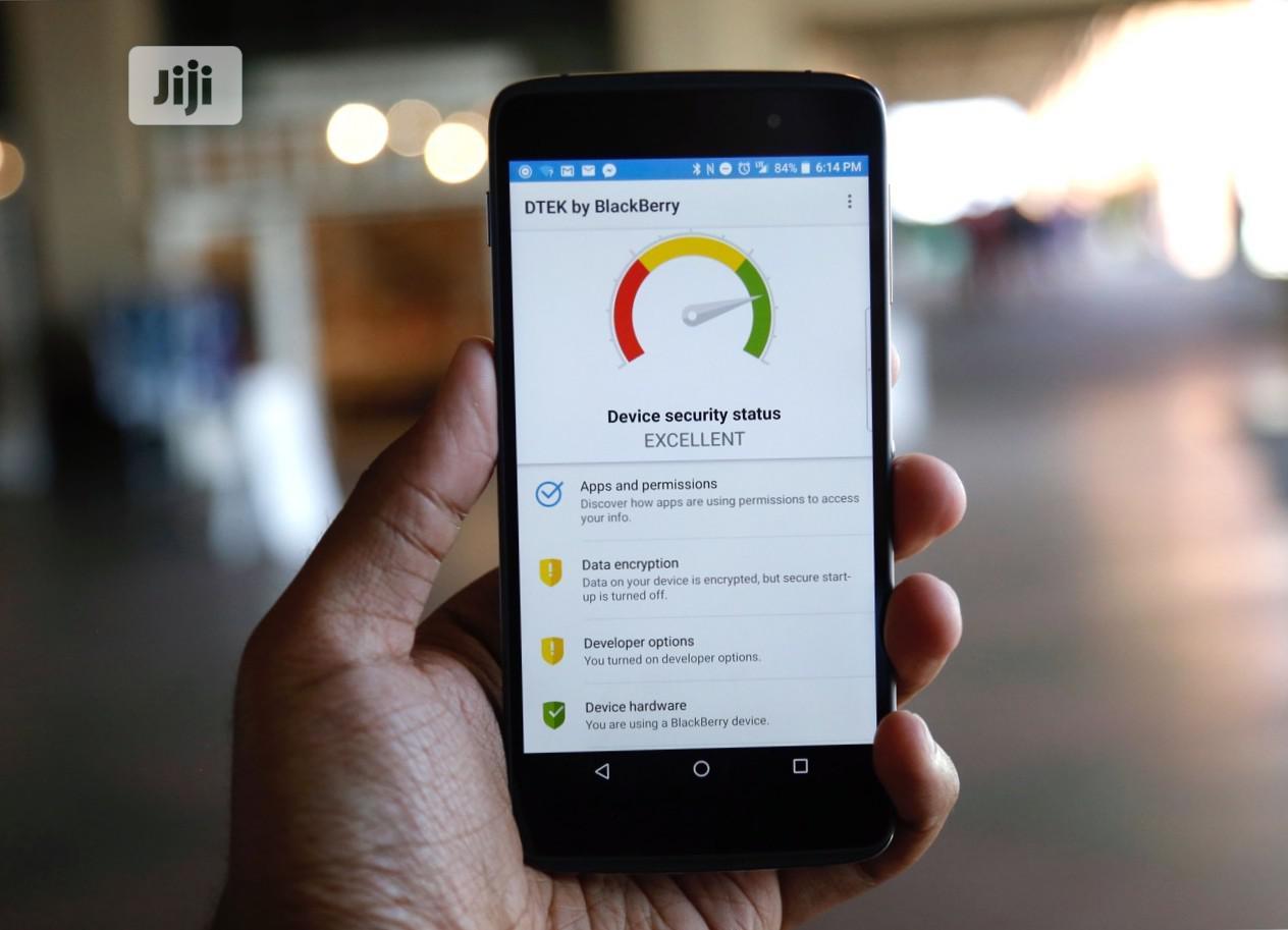 BlackBerry DTEK50 16 GB | Mobile Phones for sale in Ikeja, Lagos State, Nigeria