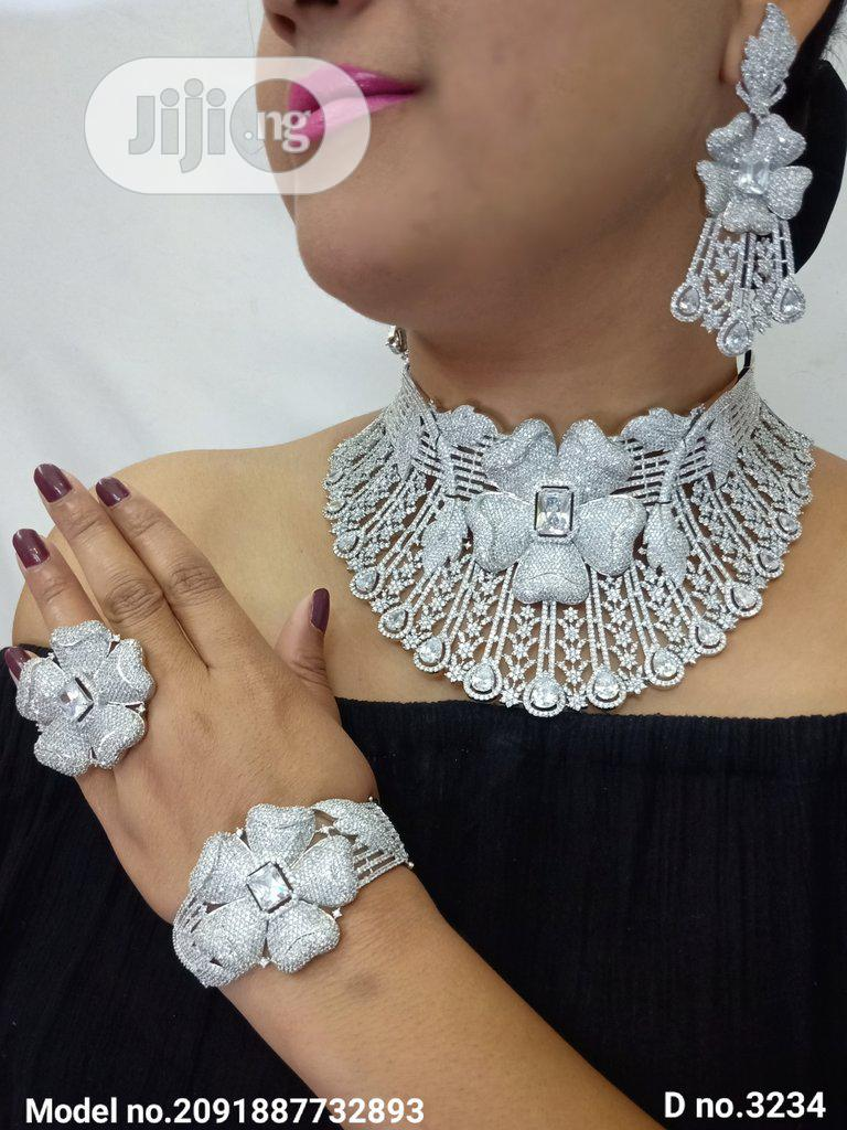 Diamond Jewelry Sets | Jewelry for sale in Lagos Island (Eko), Lagos State, Nigeria
