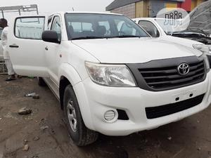 New Toyota Hilux 2014 White | Cars for sale in Lagos State, Ikeja