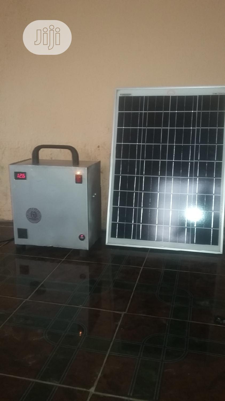 Archive: 200watts Solar Generator