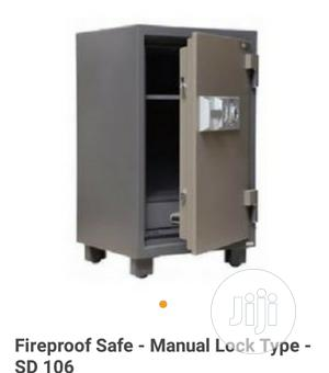 Brand New Imported Fire Proof Safe With Security Numbers And Key's | Safetywear & Equipment for sale in Lagos State, Apapa