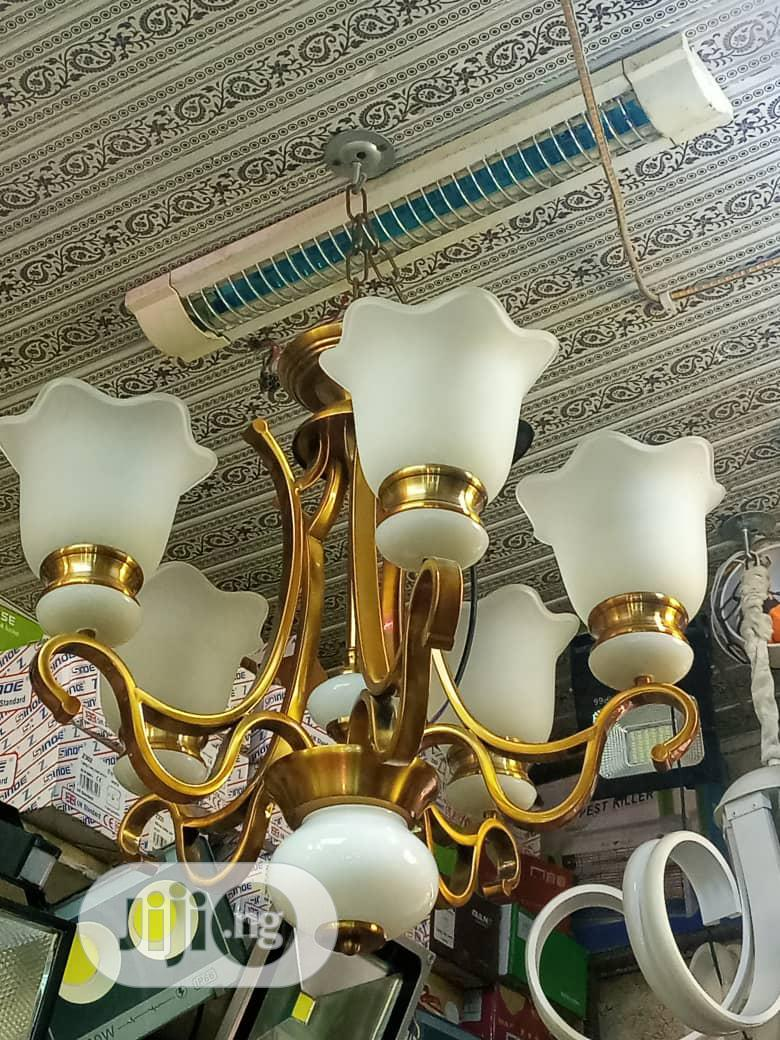 Archive: Golden Chandelier