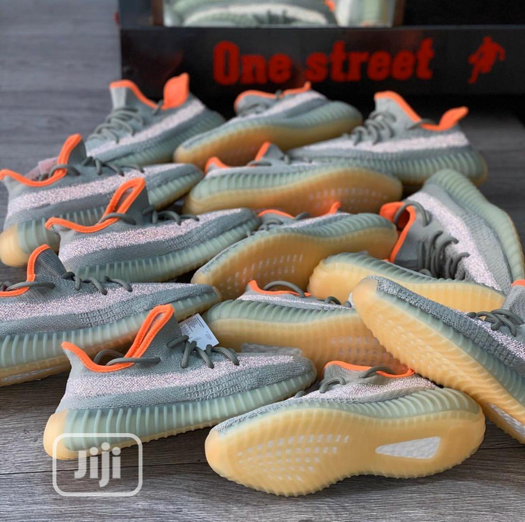 Adidas Yeezy 350 V2 Desert Sage | Shoes for sale in Victoria Island, Lagos State, Nigeria