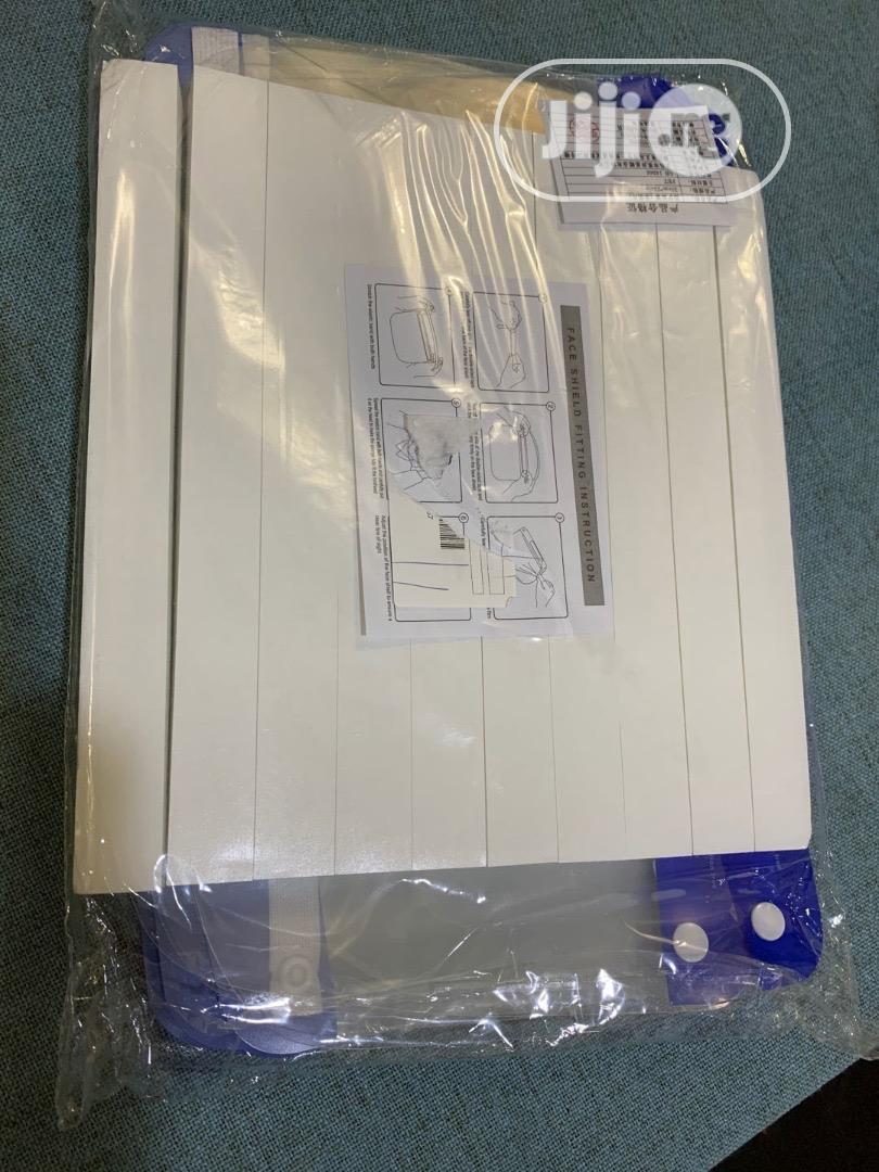 Classic Medical Face Shield Imported | Safety Equipment for sale in Ikeja, Lagos State, Nigeria