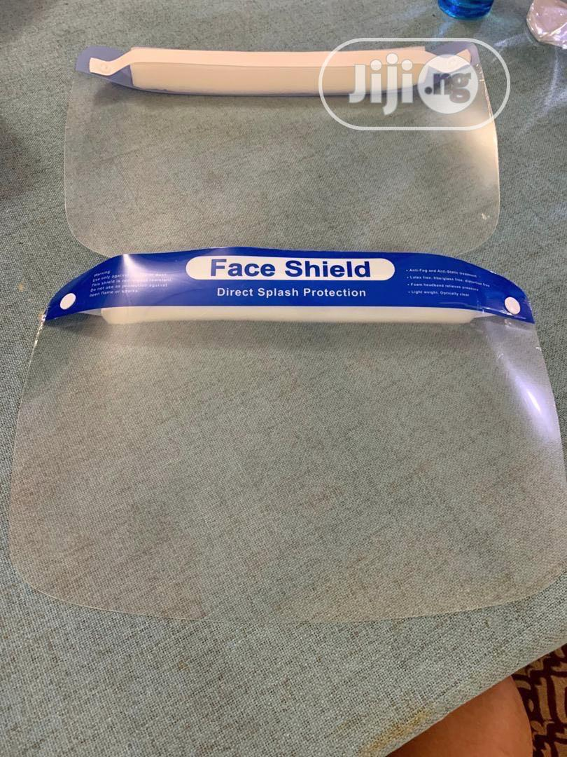 Classic Medical Face Shield Imported