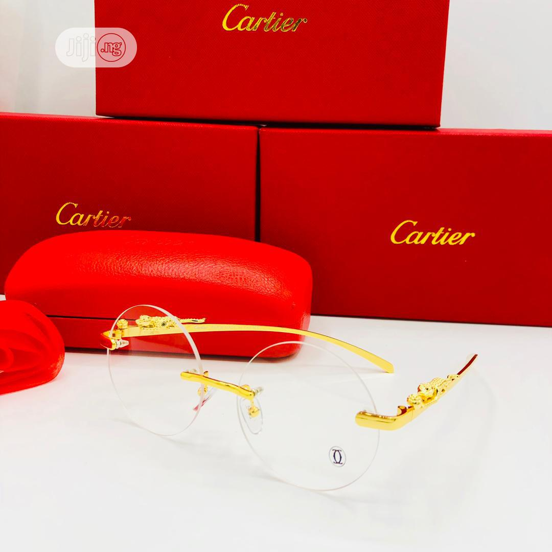 Cartier Glass