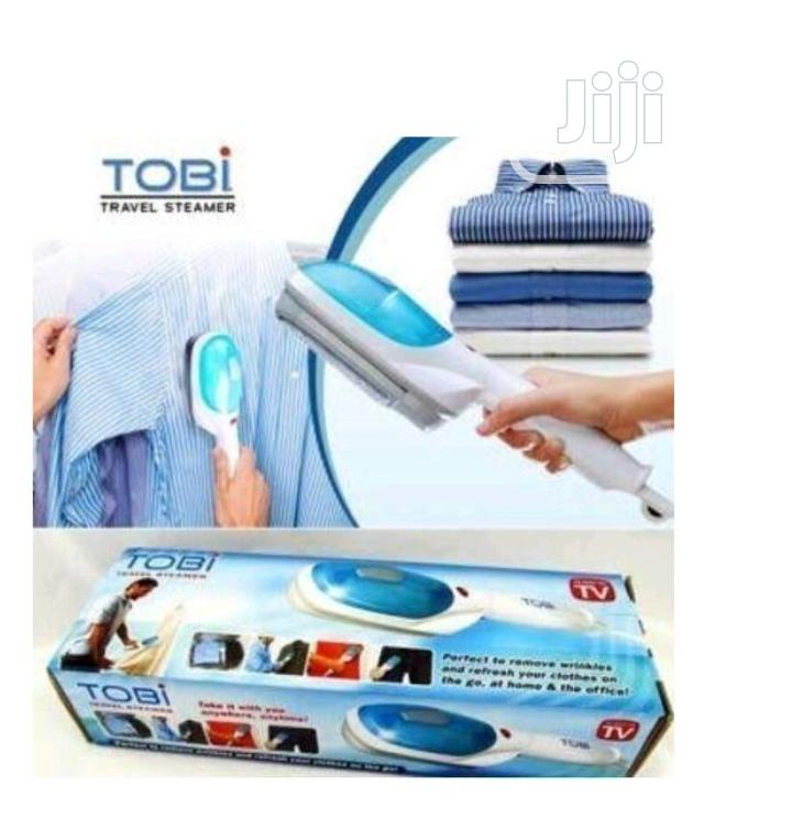 Tobi Portable Steamer Iron | Home Appliances for sale in Lagos Island, Lagos State, Nigeria