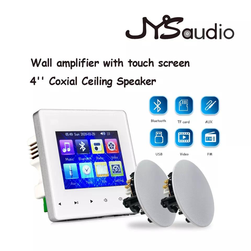 In Wall Amplifier With Bluetooth And In Ceiling Speakers | Audio & Music Equipment for sale in Ikeja, Lagos State, Nigeria