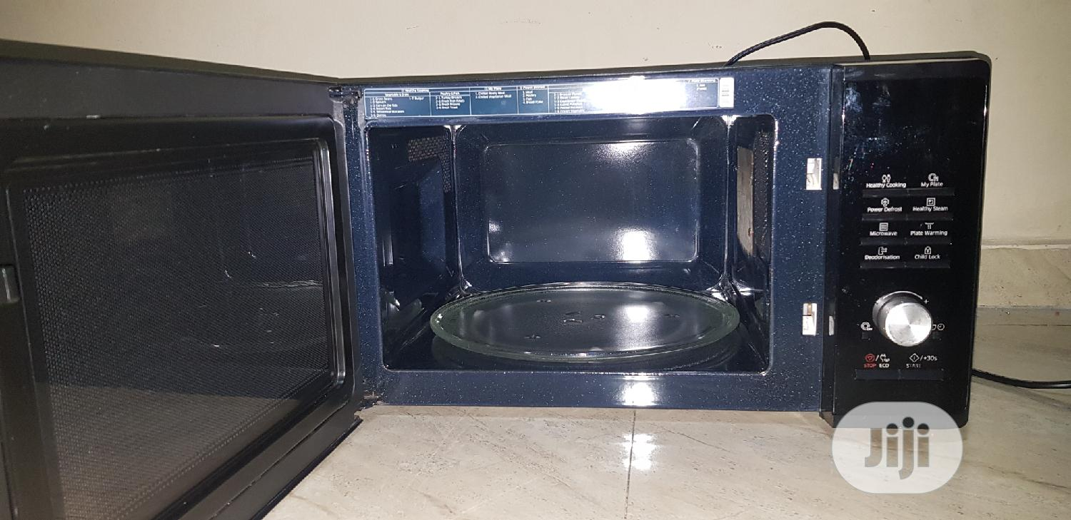 Archive: Microwave Oven