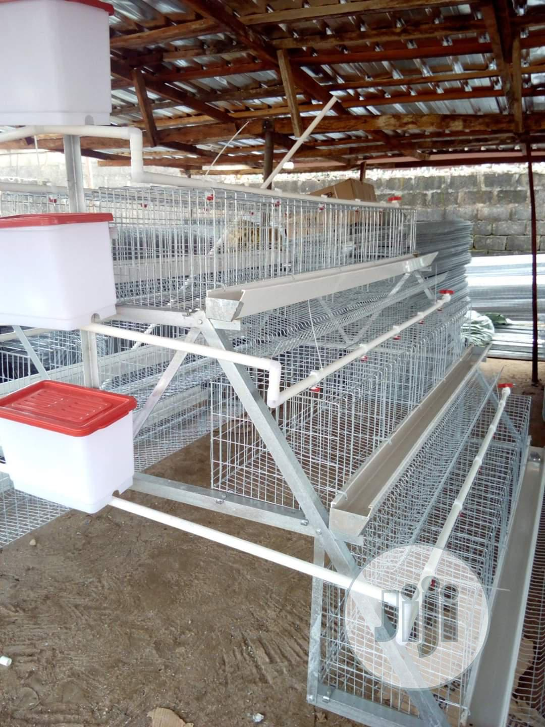 Imported Battery Cage For Layers