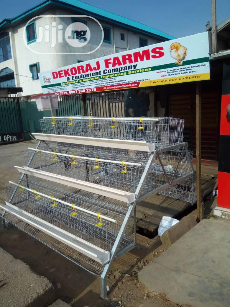 Quality Imported Battery Cage For Layers