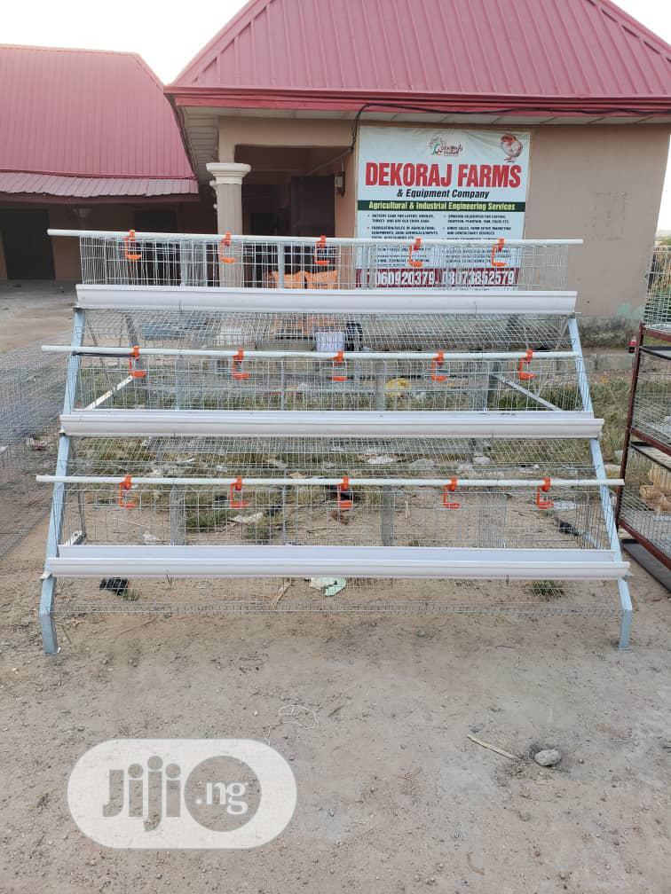 Quality Imported Battery Cage For Laying Birds