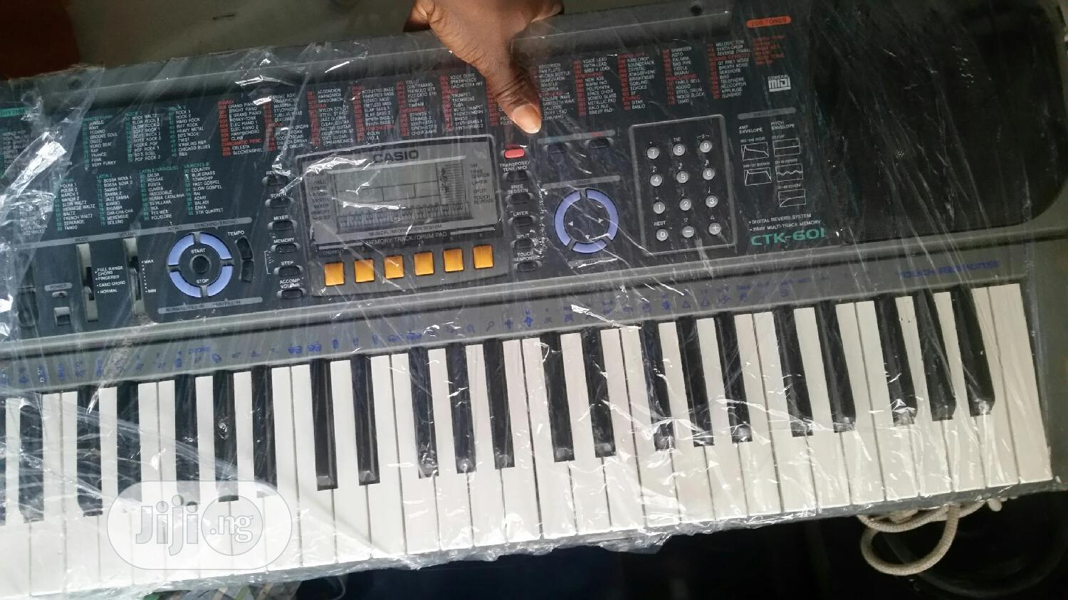 Very Clean London Use Casio CTK 601 | Musical Instruments & Gear for sale in Alimosho, Lagos State, Nigeria