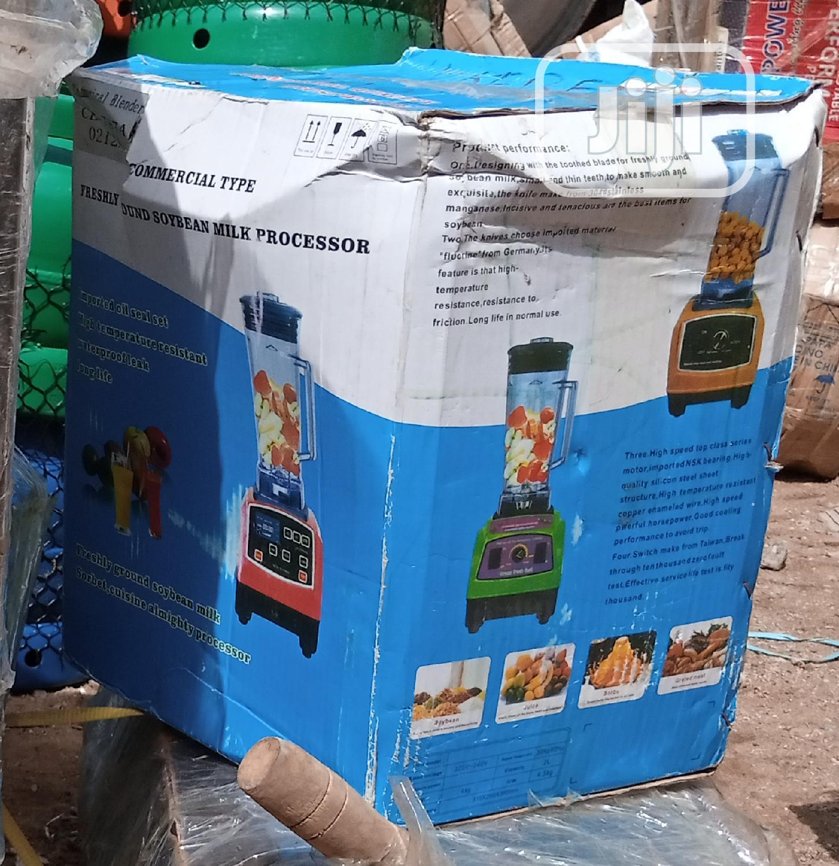 2.5 Litres Industrial Blenders