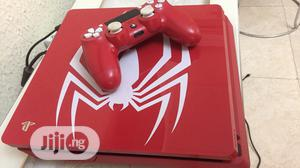 Ps4 Slim 1TB Spider-man Limited Edition | Video Game Consoles for sale in Lagos State, Ikeja
