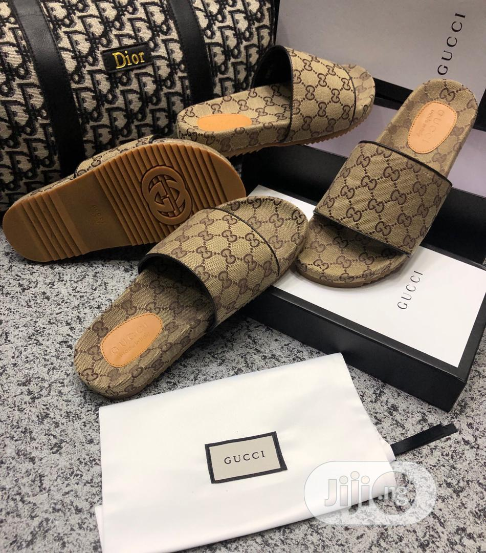 Gucci Slippers In Surulere Shoes Brothersman Worldwide Ventures Jiji Ng