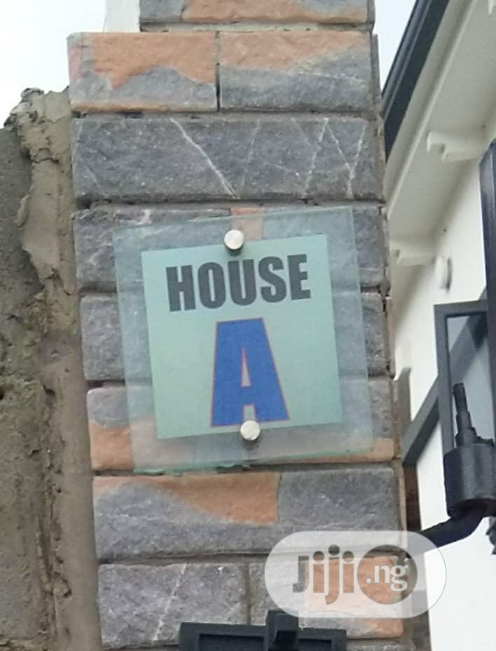 Archive: Address Signs