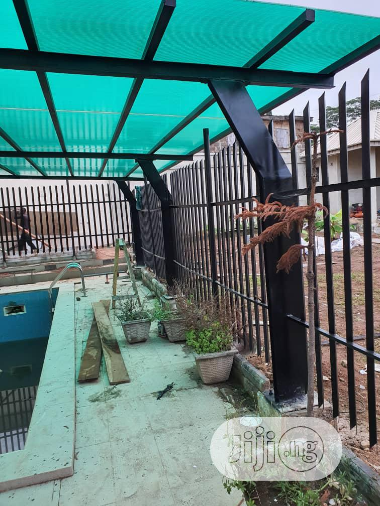 Laser Cut Swimming Pool Screen   Manufacturing Services for sale in Oluyole, Oyo State, Nigeria