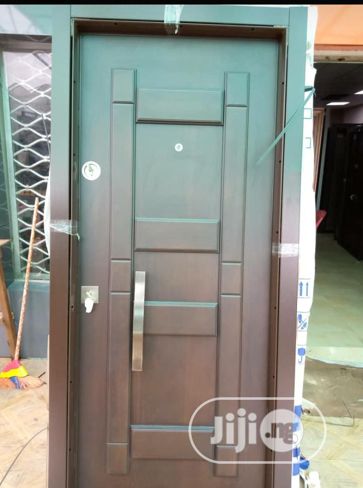 3ft Luxury Turkey Doors Available | Doors for sale in Mushin, Lagos State, Nigeria