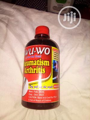 Awu-wo In God We Trust Rheumatism /Arthritis Harbal Remembered   Vitamins & Supplements for sale in Lagos State, Ifako-Ijaiye