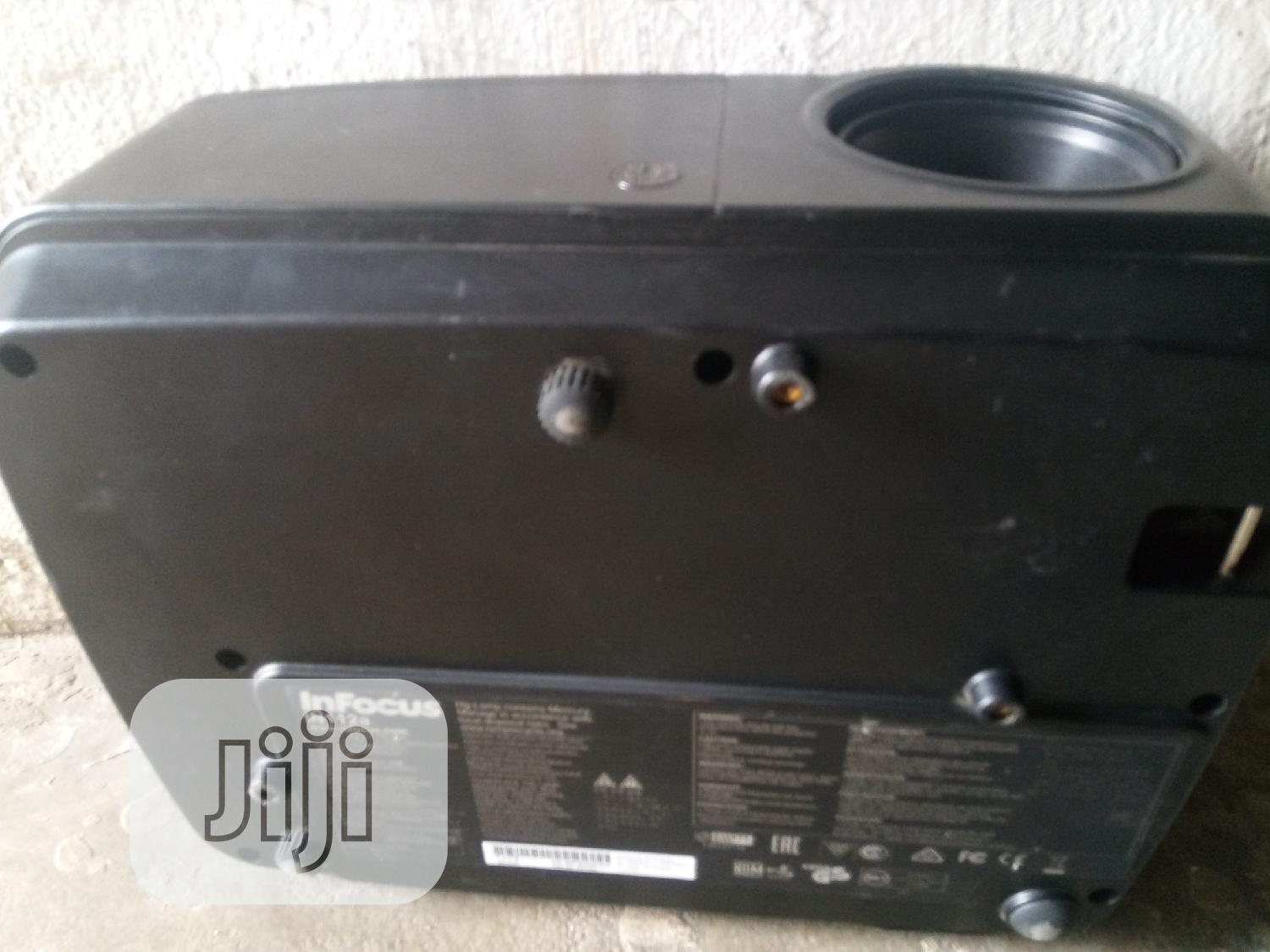 Infocus In112a Portable 3D DLP Projector - SVGA, 3000 Lumens, HDMI,   TV & DVD Equipment for sale in Magodo, Lagos State, Nigeria