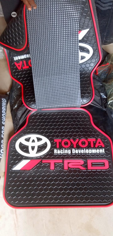 Toyota, Honda, Lexus Floor/Foot Mats. | Vehicle Parts & Accessories for sale in Surulere, Lagos State, Nigeria