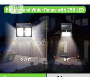 Solar Lights Outdoor, Super Bright 250 LED Motion Sensor Security | Security & Surveillance for sale in Lagos State, Ikeja