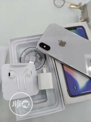 Apple iPhone X 64 GB Silver   Mobile Phones for sale in Enugu State, Enugu