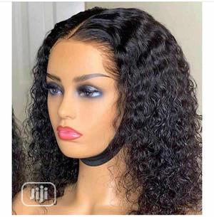 Water Curls Frontal Wig