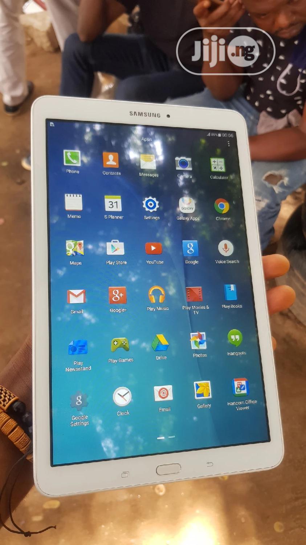 Samsung Galaxy Tab E 9.6 8 GB