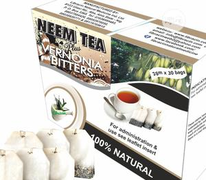 Free Yourself From Stomach Ulcer With Neem Tea Plus Vernonia Bitters   Vitamins & Supplements for sale in Lagos State, Ikeja