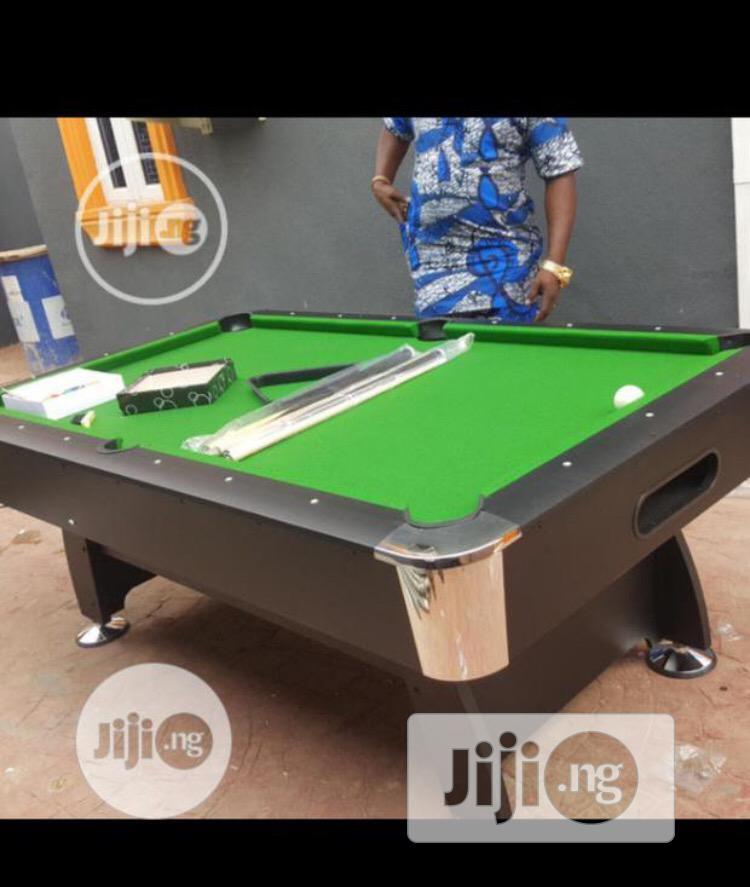 8ft Snooker