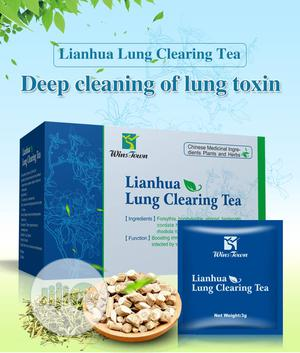 Lung Detox Tea For Emphysema,Asthma, Pneumonia, Respiratory Issues   Vitamins & Supplements for sale in Oyo State, Ibadan