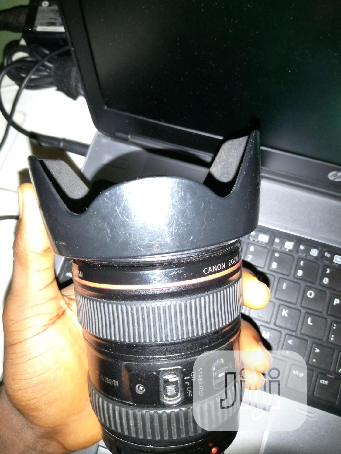 Archive: Canon 24mm - 105mm Lens