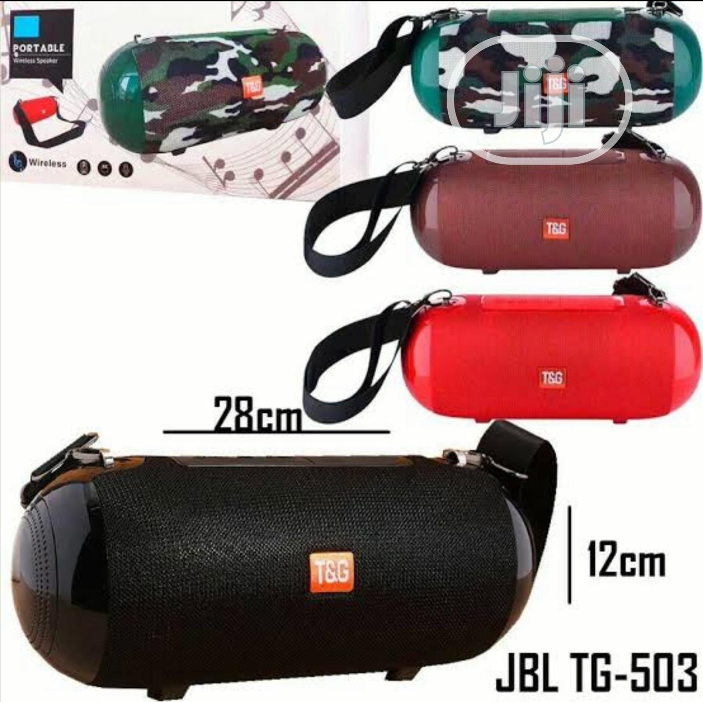 Bluetooth Speaker | Audio & Music Equipment for sale in Ojo, Lagos State, Nigeria