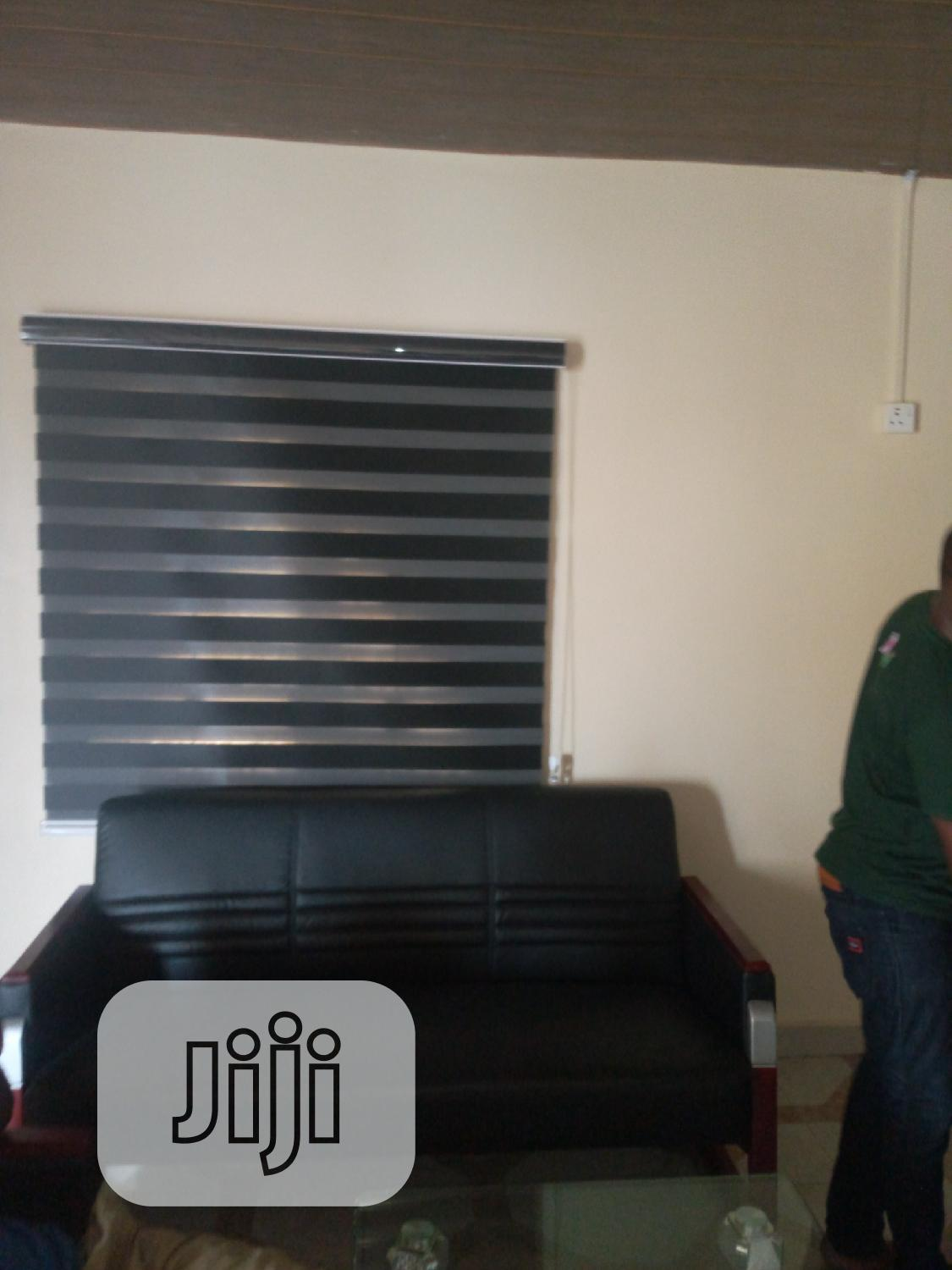 Day and Night Window Blinds in Lekki/Ajah Free Installation