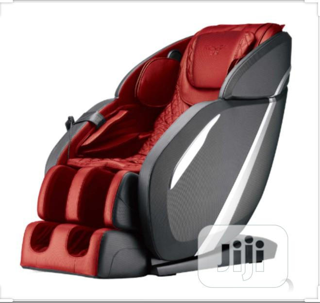 Executive (L-shaped) Massage Chair