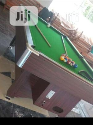 Coin Marble 8ft Snooker Board | Sports Equipment for sale in Lagos State, Surulere