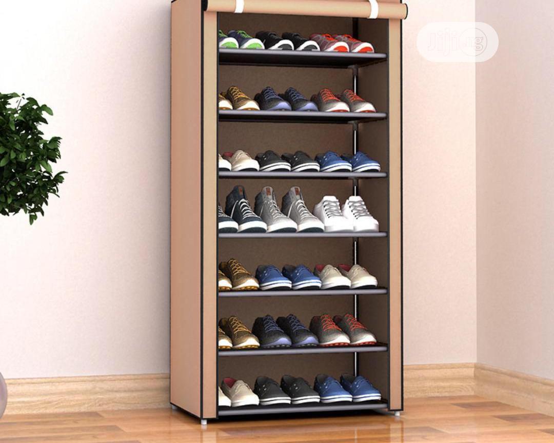 Archive: 7 Steps Shoe Rack/Organizer