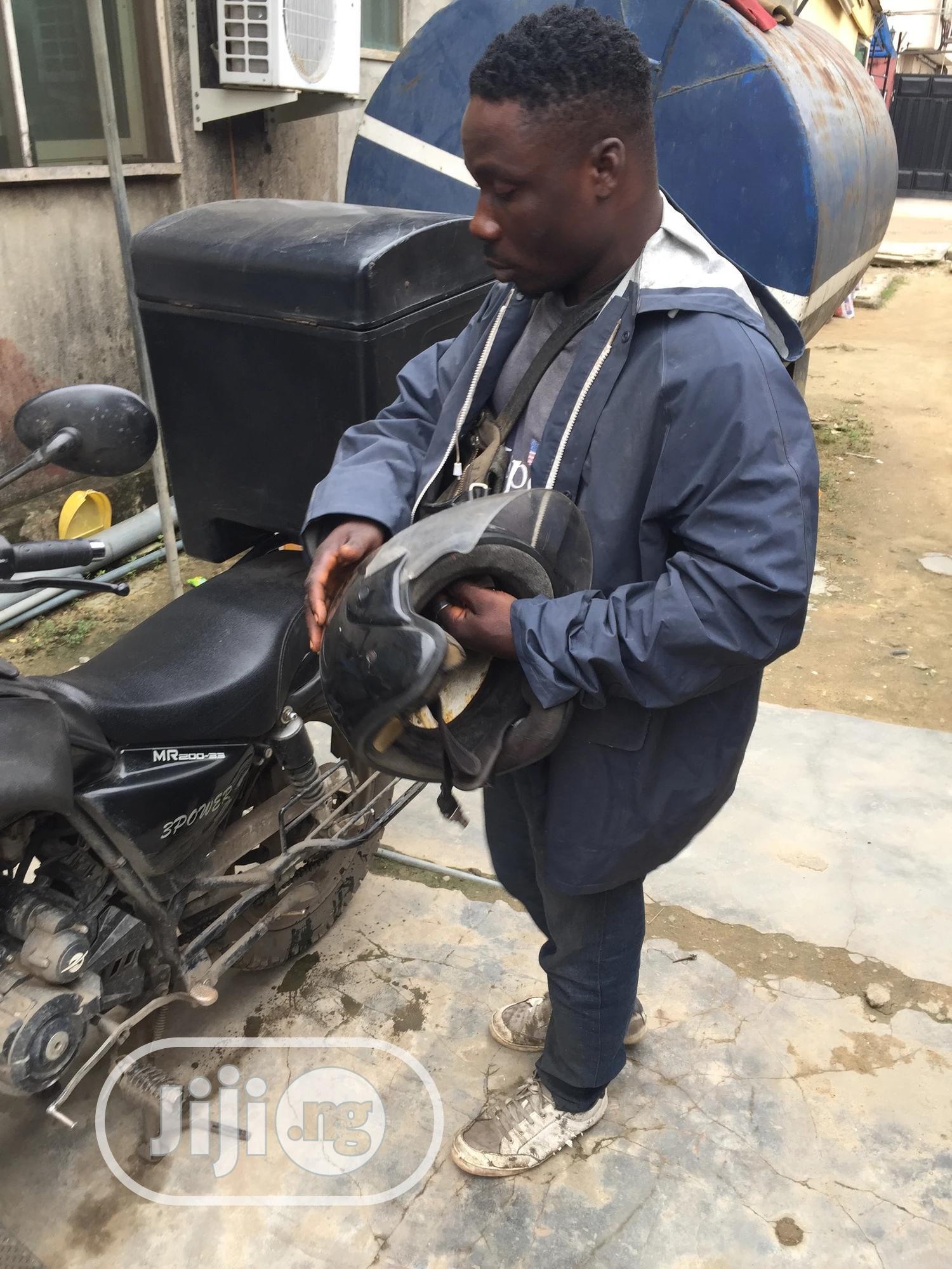 Archive: Dispatch Riders Needed