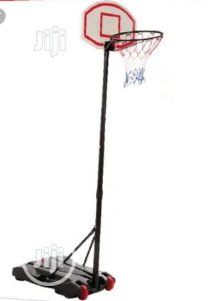 Basketball Stand With Basketball | Sports Equipment for sale in Lagos State, Epe