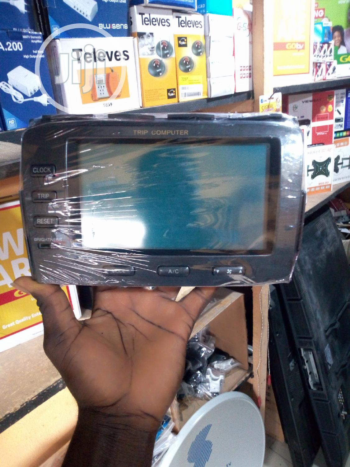 Acura MDX Navigation Screen | Vehicle Parts & Accessories for sale in Port-Harcourt, Rivers State, Nigeria