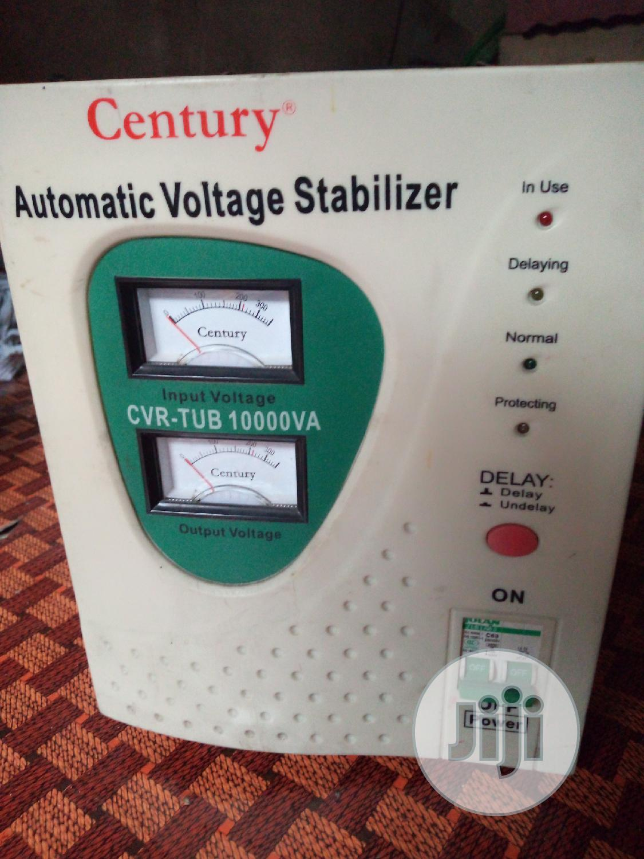 Archive: 10,000 Century Automatic Stabilizer
