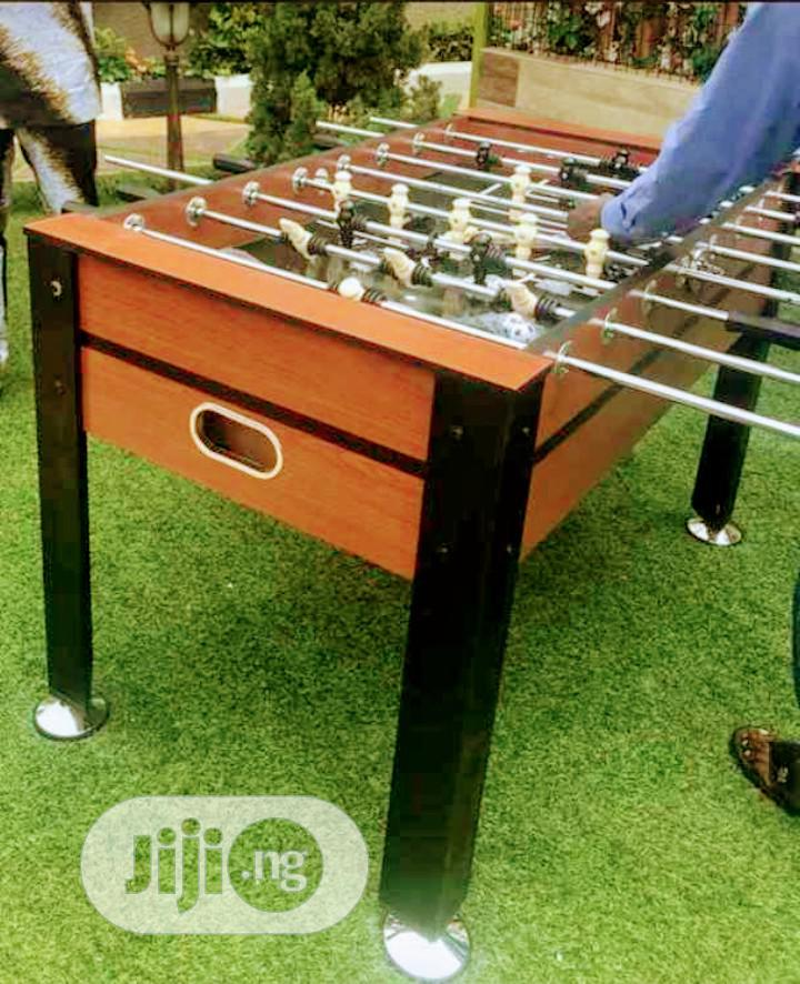 American Premium Quality Soccer Table