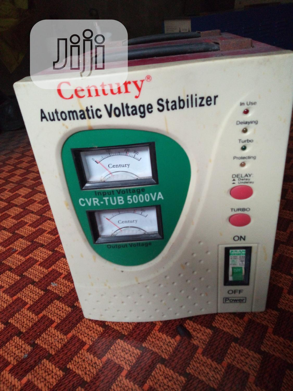 Archive: 5000 Century Automatic Stabilizer