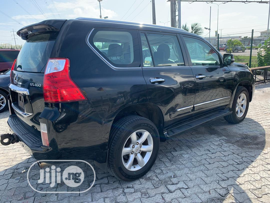 Lexus GX 2010 460 Black | Cars for sale in Lekki Phase 1, Lagos State, Nigeria