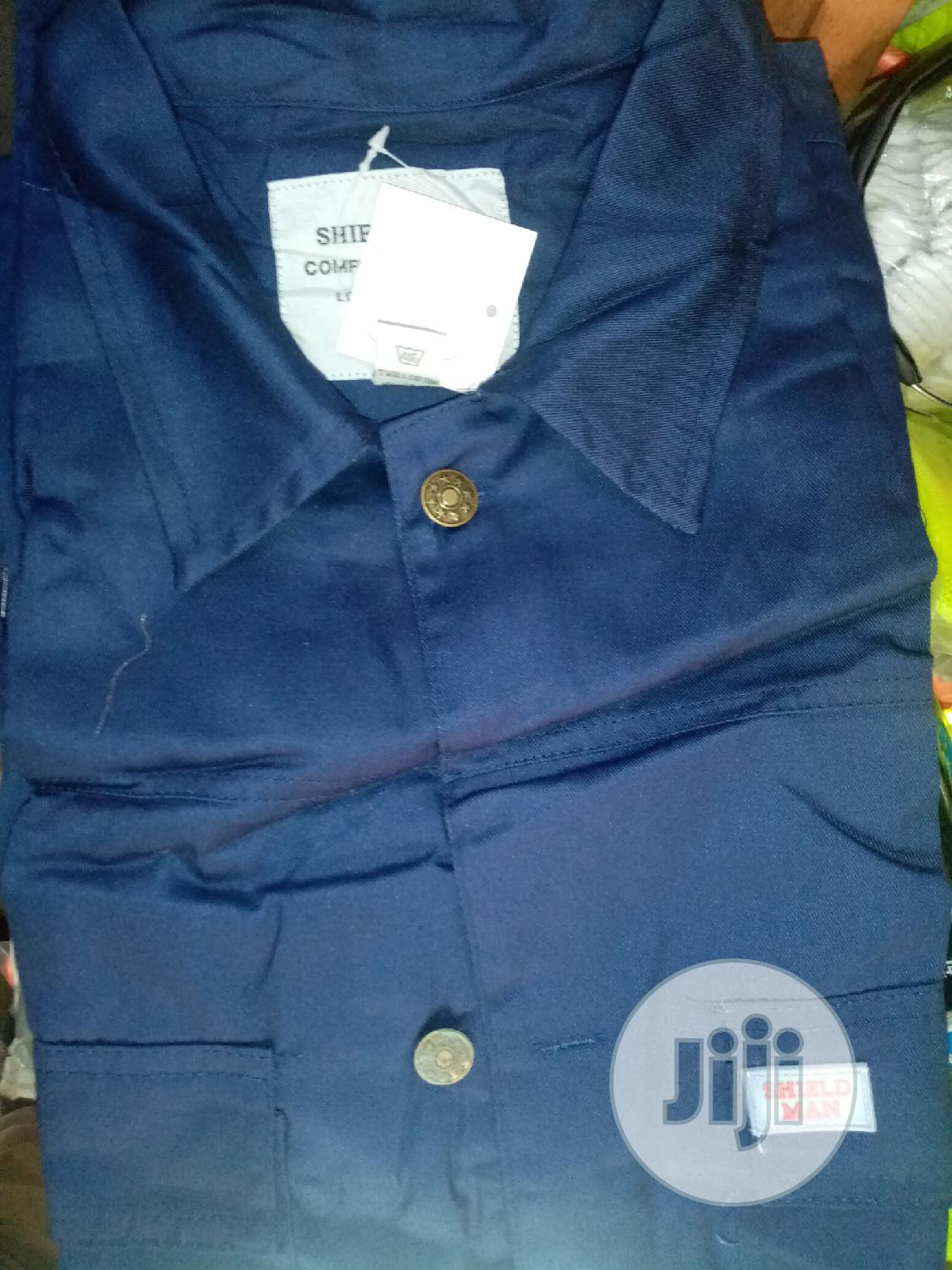 Archive: Safety Coverall