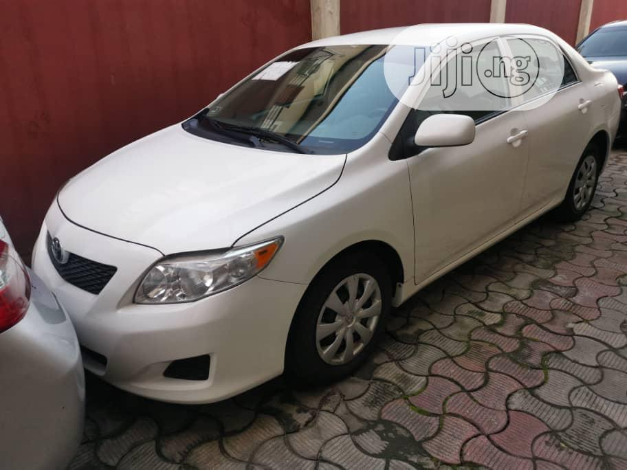 Archive Toyota Corolla 2010 White In Surulere Cars Young Prince Jiji Ng For Sale In Surulere Young Prince On Jiji Ng